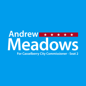 Andrew Meadows Casselberry City Commissioner