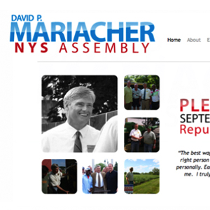 David Mariacher Assemblyman