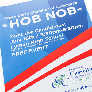 Casselberry Chamber of Commerce Hob Nob